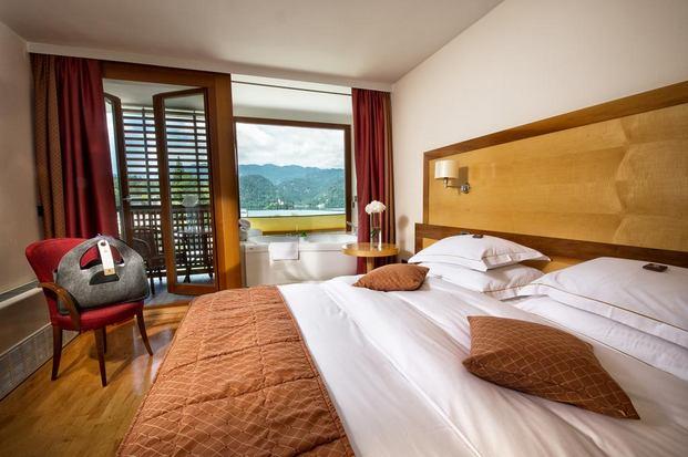 افضل فنادق بليد في سلوفينيا