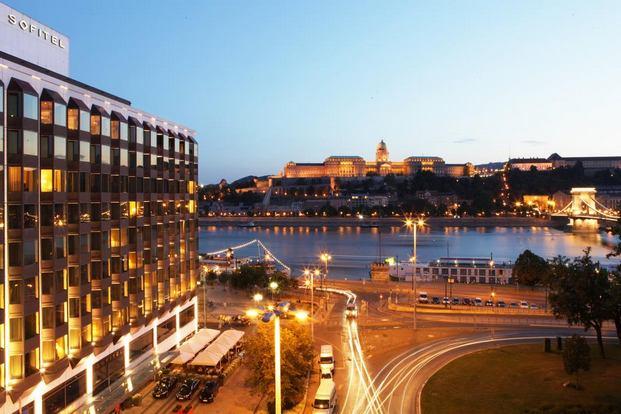 افضل فنادق مدينة بودابست