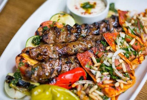 مطاعم عربية في مونتريال - مطعم داماس مونتريال