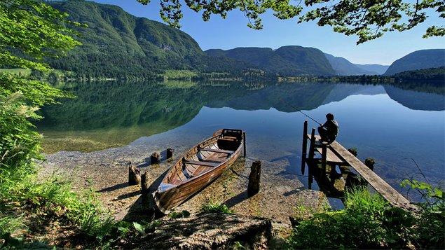جزيرة بليد من افضل اماكن السياحة في بليد سلوفينيا