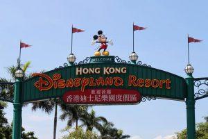 ديزني لاند هونغ كونغ من افضل الاماكن السياحية في الصين