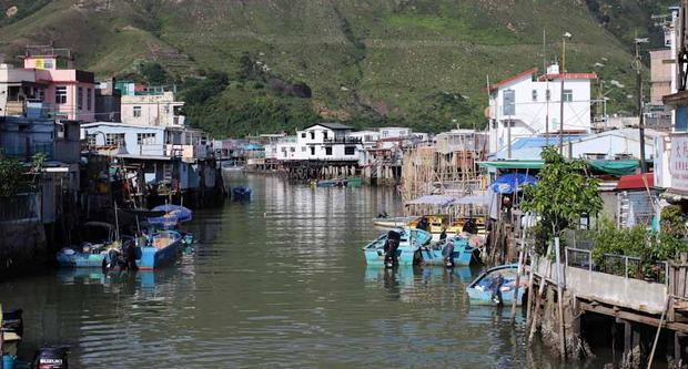 جزيرة لانتاو هونغ كونغ الصين