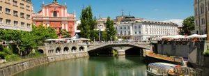 السياحة في ليوبليانا سلوفينيا