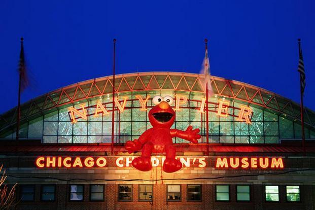 متحف الاطفال في الرصيف البحري من اهم اماكن سياحية في شيكاغو