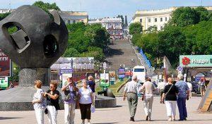 السياحة في اوديسا اوكرانيا