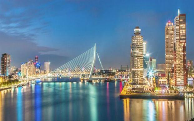 الاماكن السياحية في هولندا في روتردام واحدة من اجمل مدن هولندا
