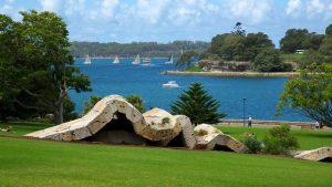 الحديقة النباتية الملكية سيدني من افضل اماكن السياحة في استراليا