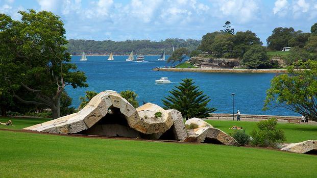 الحديقة النباتية الملكية من اجمل الاماكن السياحية في مدينة سيدني الاسترالية