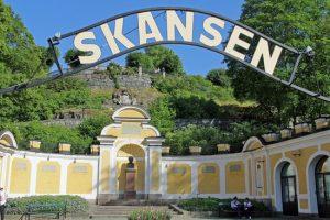 متحف سكانسن ستوكهولم من افضل اماكن السياحة في السويد