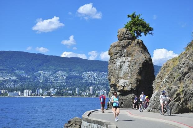 حديقة ستانلي من افضل الاماكن السياحية في فانكوفر