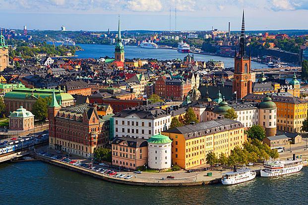 افضل الاماكن السياحية في السويد