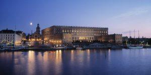 قصر ستوكهولم من اجمل اماكن السياحة في السويد