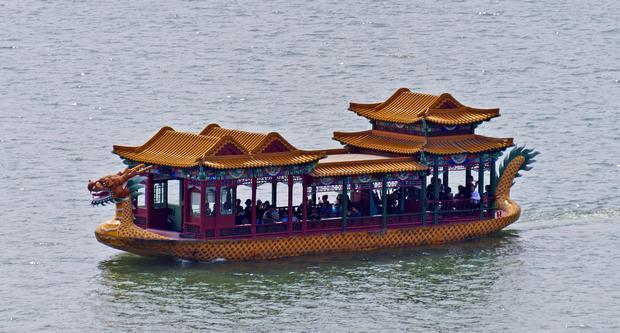 القصر الصيفي من اجمل معالم مدينة بكين السياحية