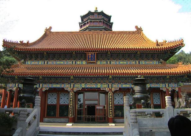 القصر الصيفي في بكين