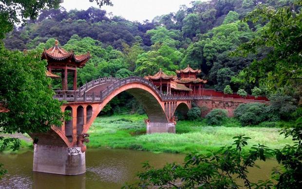 يعتبر القصر الصيفي في بكين من اجمل اماكن السياحة في بكين الصين