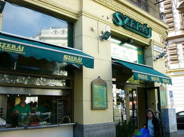 مطاعم حلال في بودابست