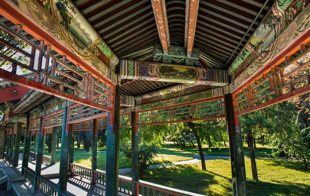 معبد السماء من افضل معالم بكين السياحية