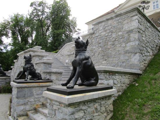 حديقة تيفولي ليوبليانا