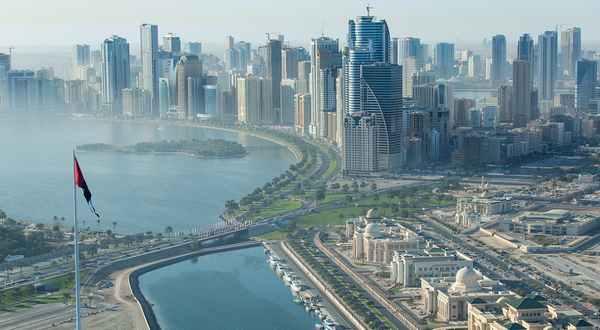 السياحة في الامارات الشارقة