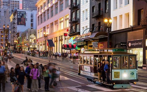 ساحة الاتحاد في سان فرانسيسكو