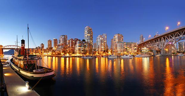 الاماكن السياحية في كندا فانكوفر
