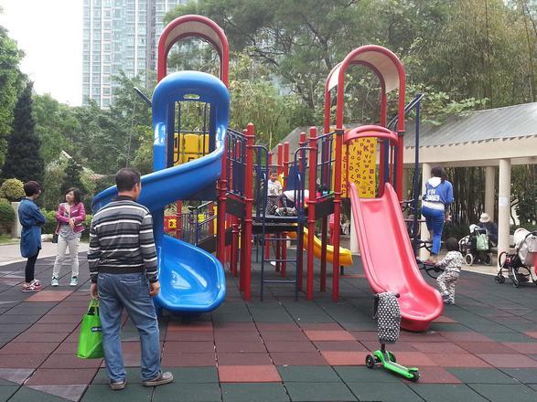 حديقة فيكتوريا من افضل اماكن السياحة في هونغ كونغ الصين