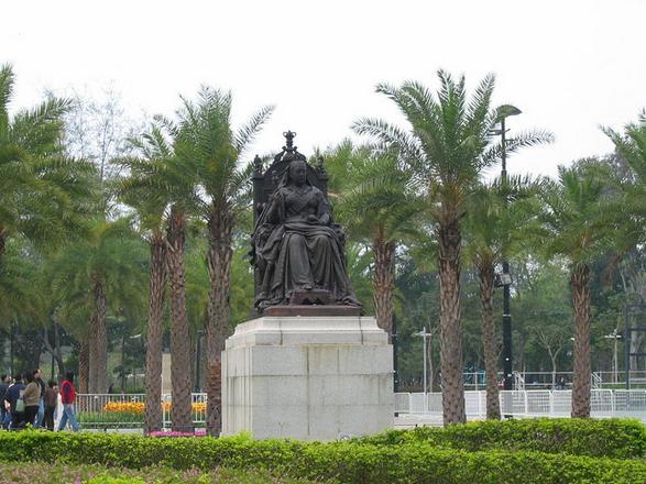 حديقة فيكتوريا هونغ كونغ الصين