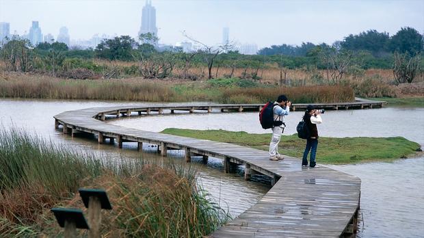 حديقة ويتلاند من اجمل اماكن السياحة في هونغ كونغ