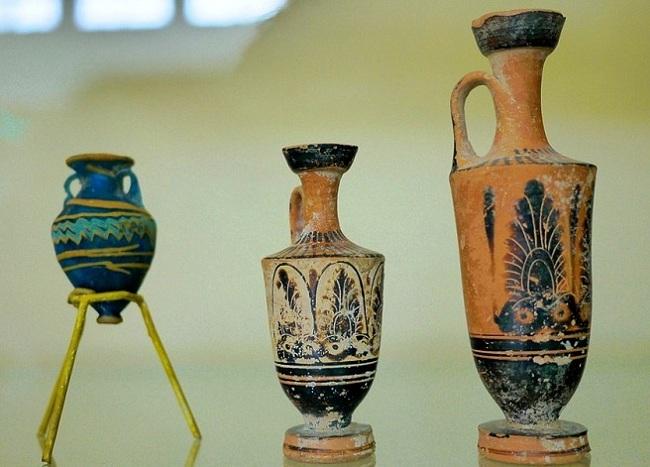 متحف جبل القلعة في عمان
