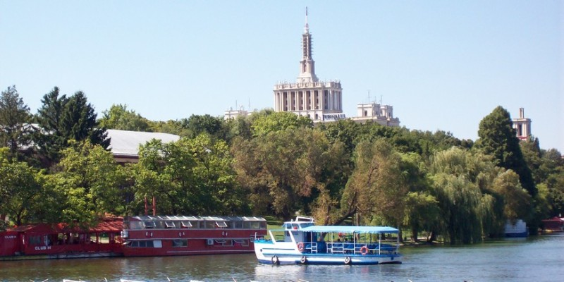 حديقة هيريستراو من اجمل حدائق بوخارست