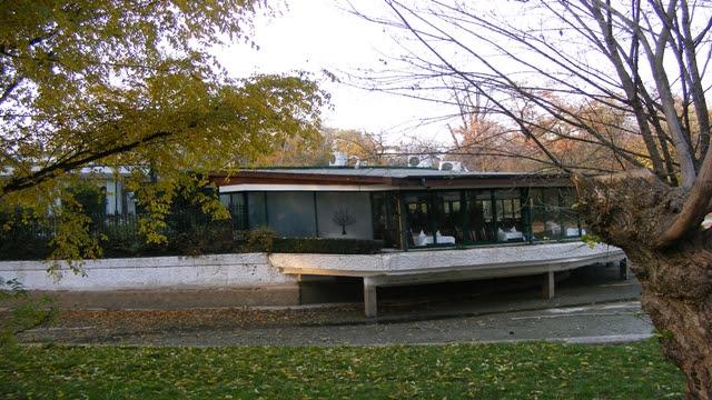 حديقة سيسميجيو في مدينة بوخاريست