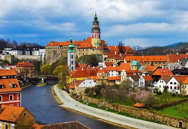 السياحة في التشيك بالصور