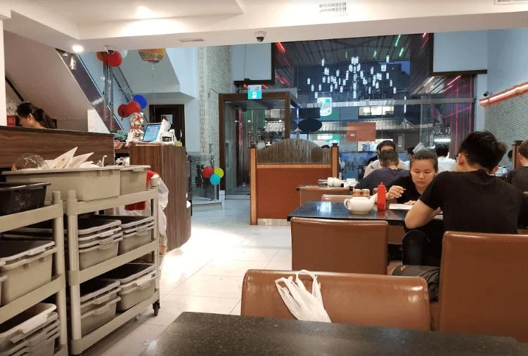 الحي الصيني بتورنتو كندا