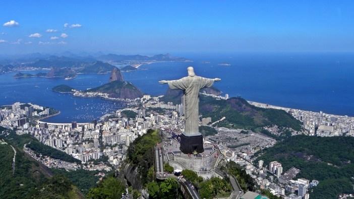 تمثال المسيح الفادي ريو دي جانيرو