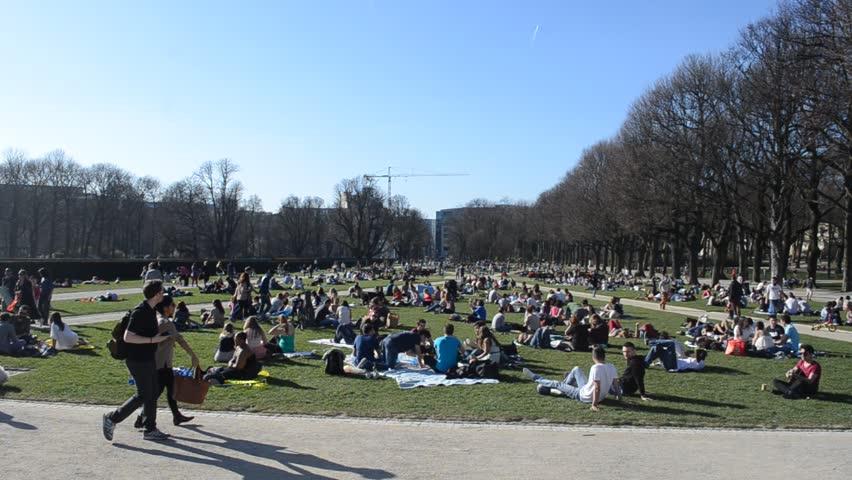 حديقة سينكونت ناير بروكسل