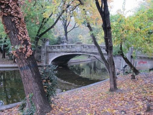 حديقة سيسميجيو في بوخارست