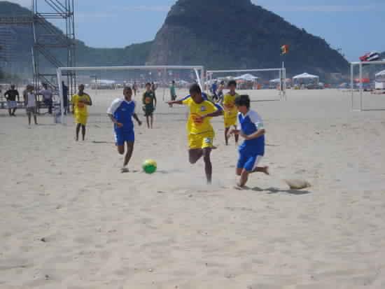 شاطئ كوباكابانا من اهم اماكن السياحة في ريو دي جانيرو