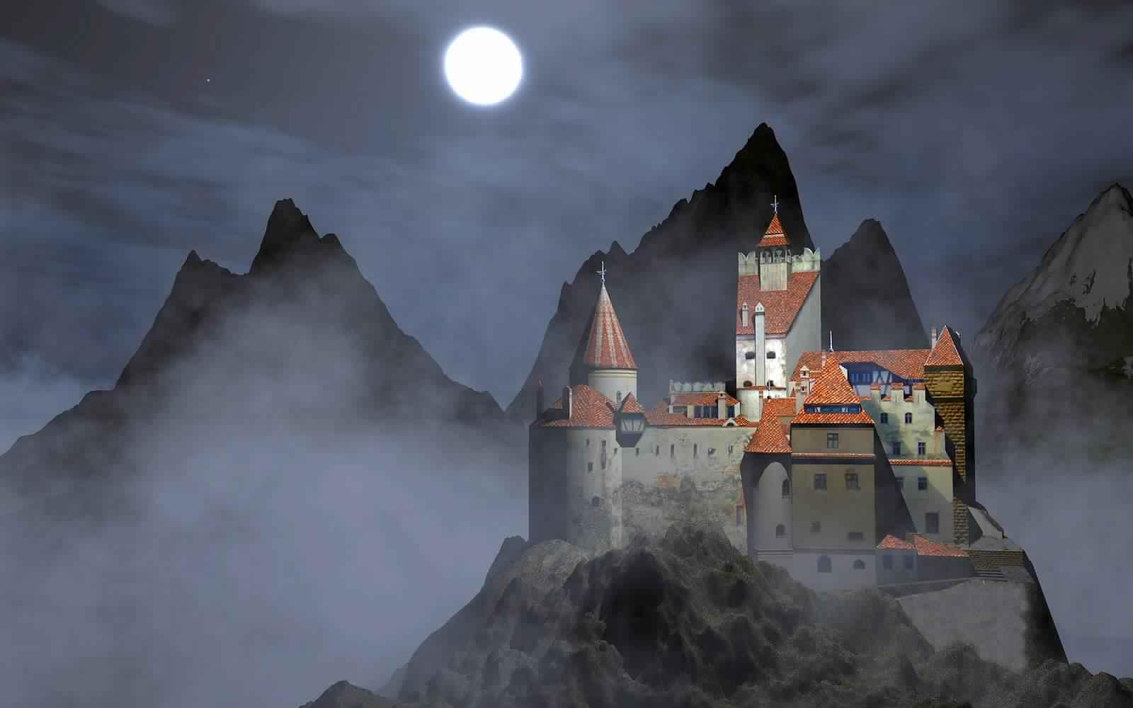 قلعة دراكولا بوخارست