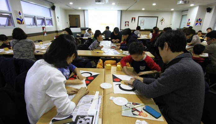 المتحف الحربي الكوري في مدينة سيول