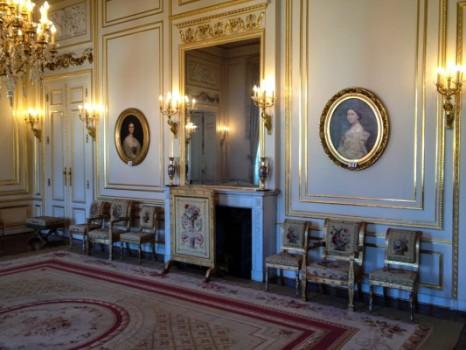 القصر الملكي - بروكسل