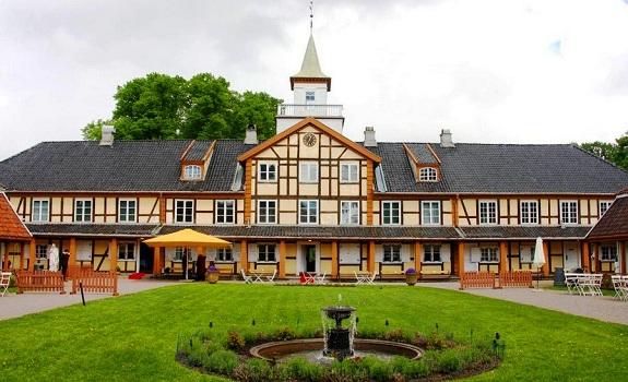 منزل العزبة في متنزه فروجنر في أوسلو
