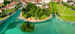 تعرف في المقال على افضل الانشطة السياحية في حدائق اوروبا في انسي فرنسا ، بالإضافة الى افضل فنادق انسي القريبة منها