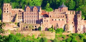 قلعة هايدلبرغ