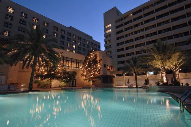 فندق انتركونتيننتال عمان الاردن