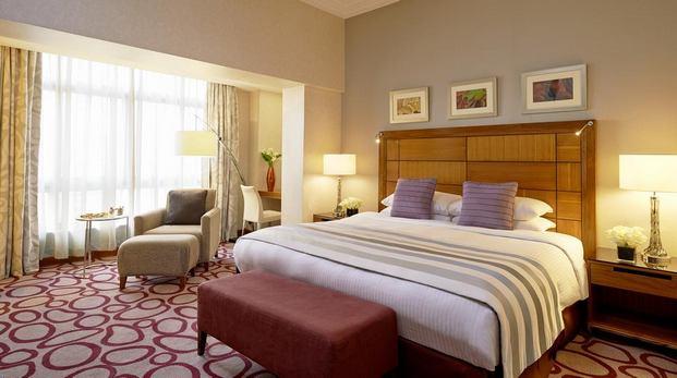 فندق انتركونتيننتال عمان