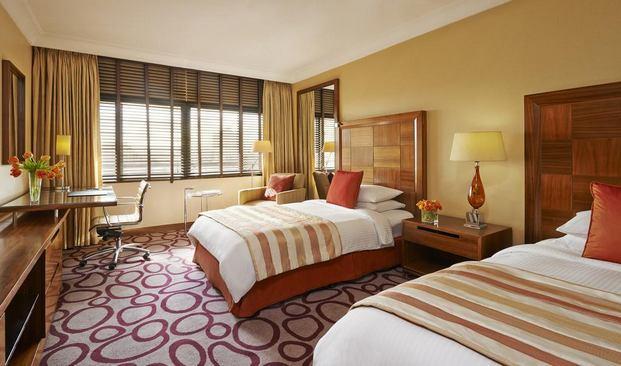 فندق الانتركونتيننتال عمان الاردن