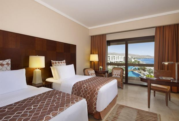 فندق انتركونتيننتال العقبة ، من افضل الفنادق في العقبة