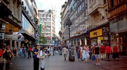 اسواق بلغراد