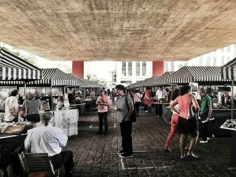 متحف ساو باولو للفن من اشهر الاماكن السياحية في ساو باولو