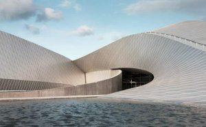 حوض الاسماك الوطني في الدنمارك كوبنهاجن
